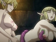 Lustful Shemale Elf With Huge Tits Wants Me To Fuck Her From Beh