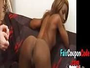 French Black Girl Love Sucking Big White Cock Then Fucked Hard D