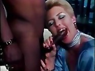 Juliet Anderson (Aunt Peg) Enjoying A Black Cock
