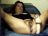 Denhaagman - Huge Cunt Granny Squirt-Mix