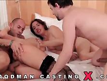 Woodman Casting X - Daphnee Lecerf