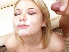 Eva angelina cumshot compilation