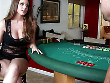 Poker Makes Brooklyn Chase Horny