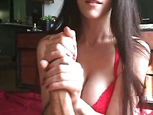 Shy Girlfriend Stocking Amateur Girlfriend Swallows Cum Video