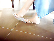 Chinese Flip Flop Arch