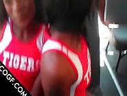 Choco School Girls Fucking As Lesbos In The Bus