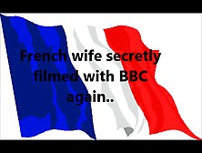 French Wife Hidden Camera Part 2