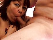 Mature Asian Blowjob 10
