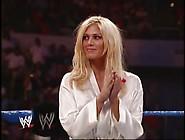 Wwe Smackdown 2002 Bikini Contest   Torrie Wilson Vs.  Dawn Marie