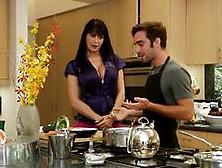 Eva Karera Takes The Action From Kitchen To So...