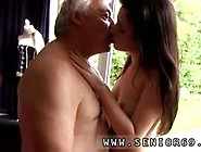Old Men Bang Horny Senior Bruce Catches Sight Of A Adorable Dame