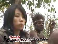 African Tribe Member Fuck Japanese Girljapanese By Ayibogan33