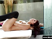 Mischa Brooks Masturbates Then Sucks Bbc