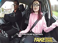 Fake Driving School Creampie Teen Ebony Threesome Milf Big Tits