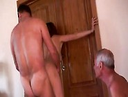 Mature Fucked In Front Of Her Cuckold
