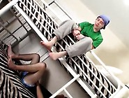 Hairy Legged College Men Gay Xxx A Tickle Leads To Jacking O