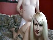 Bbw Blonde Rides Fat Ass On Her Sex Lover
