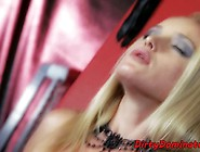 Sub Babe Disciplined Doggystyle By Maledom