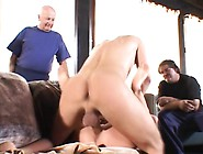 Hot Blonde Wife Gets To Fuck Another Dude While Her Hubby Watche