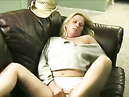 Webcam Blonde Babe Plays With Her Horny Pussy In Solo