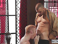 Damien Crosse Enjoys Fucking Christopher Daniels In The Ass