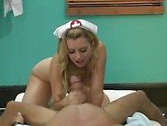 Lexi Belle Is An Eager Nurse Ready To Please