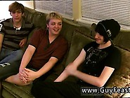 Amputee Gay Man Masturbation First Time Aron,  Kyle And James