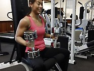 Asian Fbb Training Shoulders