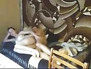 Hidden Cam Captures Amateur Couple Porn Fucking