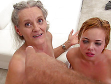 Tricia Teen And Elisa A Adore Sharing A Pulsating Love Tool