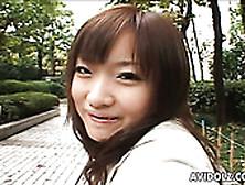 Submissive Cute Asian Haruna Serizawa Wears A Hot And Sexy Corse