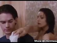 Hotmoza. Com - Hot Stepmother Seduces Her Son