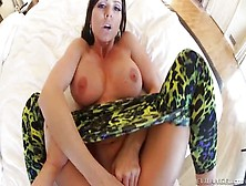 Lovely Dusky Milf Kendra Lust Was Hardly Drilled