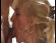 Mature Blonde Gets Dp