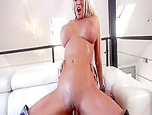 Horny Pornstar Nikita Von James In Incredible Blonde,  Big Tits S