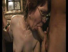 Mature Barmaid Gives The Best Service In Town - Julia Reaves