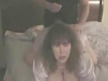 Breasty Big Beautiful Woman Fingering Her Enjoyable Cum-Hole Aft
