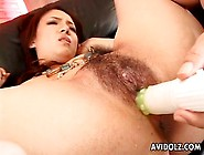 Japanese Girl Does A Pussy Squirt After Fingering