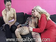 My Stepmother Wants To Fuck My Boyfriend With Me - Musa Libertin