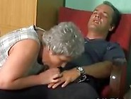 Wild Granny Fucks For The First Time In Years