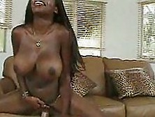 Ebony Babe Vanessa Blue Rammed Hard By Vince Voyeur