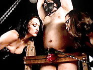 Mature Hardcore Dominatrix Balls Busting Fetish