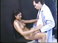 Indian Beauty With A Doctor