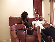 Wet And Horny Black Girl Will Ride His Dick Any Way