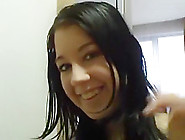 Meine Freundin Beim Duschen Gefilmt