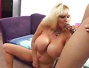 Huge Tittied Tia Gunn Gets Fucked Rough By Big Cocked Man