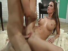 Phenomenal Jennifer Dark Gets Her Pussy Drilled