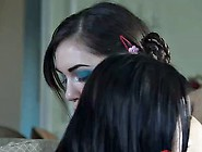 Lustful Dolls Stoya & Sasha Grey Love Lesbian Sex And Big Co