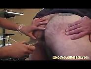 Fat Guy Strapon Fucked By Femdom