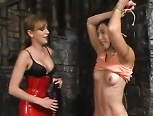 Erotic Audrey Leigh And Wenona Inside Dirty Wax Episode